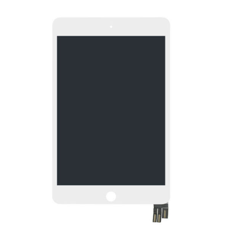 iPad Mini 5 Display Assembly - White
