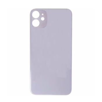 iPhone 11 Back Glass No Logo - Purple