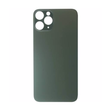 iPhone 11 Pro Back Glass No Logo - Green