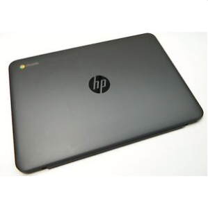 HP G4 14 Top Cover w/Cables & Hinges