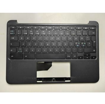 HP G5 EE keyboard/palmrest black