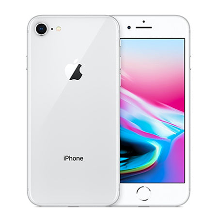 "iPhone 8 (4.7"") 64GB GSM Unlocked/Verizon Silver B Grade (Fair/Good)"