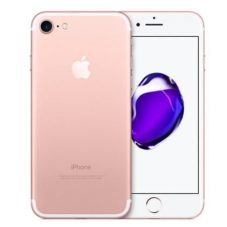 "iPhone 7 (4.7"") 32GB GSM Unlocked/Verizon Rose Gold B Grade"