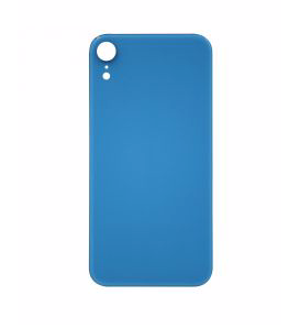 iPhone XR Back Glass - Blue