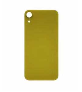 iPhone XR Back Glass - Yellow