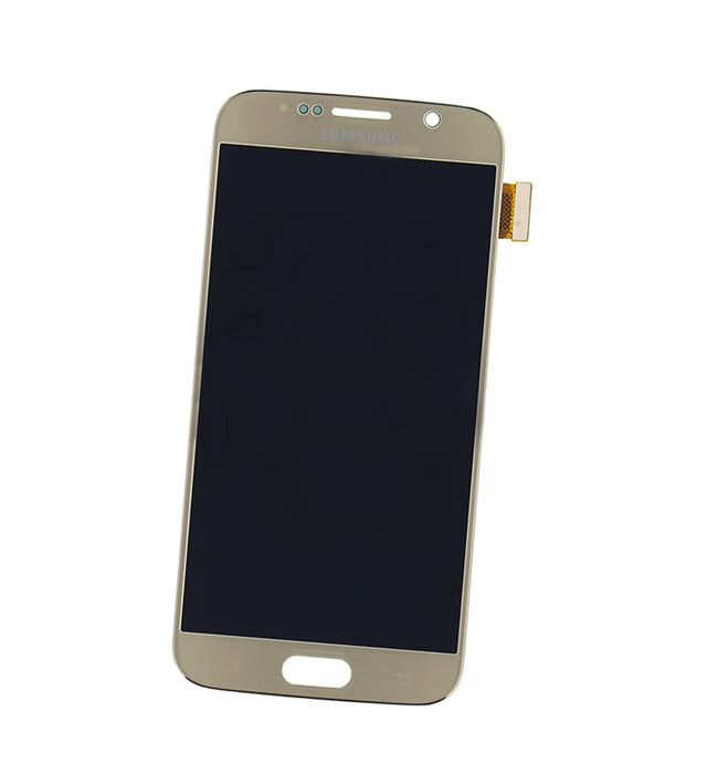Samsung Galaxy S6 Display Assembly - Gold