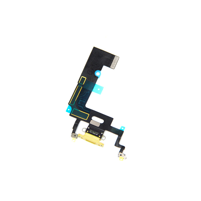 Phone XR Charging Port - Yellow