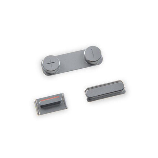iPhone 5s Power and Volume Button Set - Space Gray