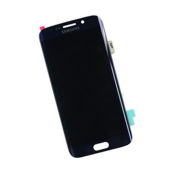Samsung Galaxy S6 Edge Display Assembly - Black