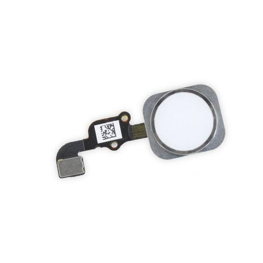 iPhone 6s Home Button - Silver