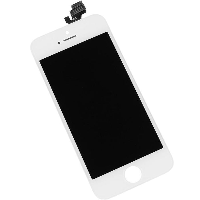 iPhone 5 LCD Assembly - Select - White