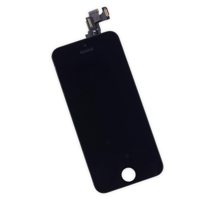 iPhone 5C LCD Assembly - Select - Black