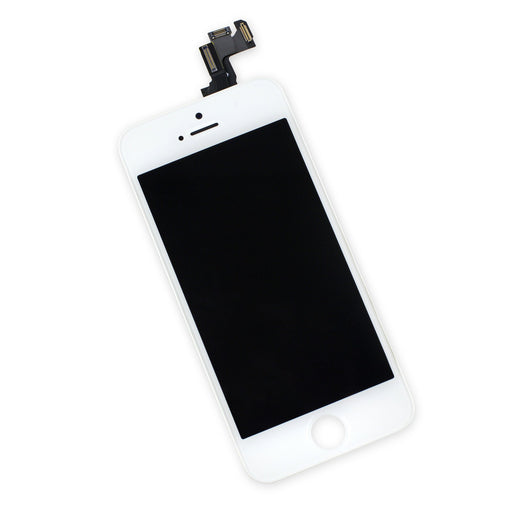 iPhone 5s LCD Assembly - Reserve - White