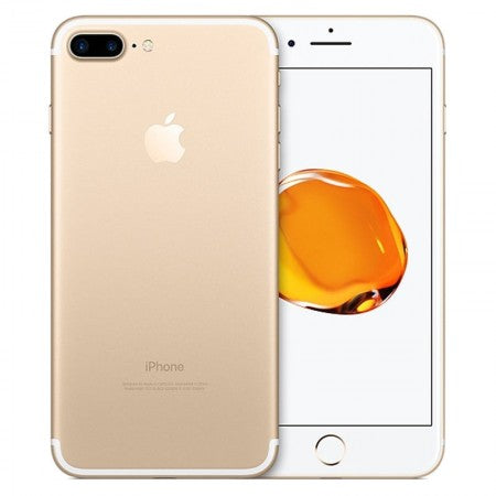 "iPhone 7 Plus (5.5"") 32GB GSM Unlocked/Verizon Gold B Grade (Fair/Good)"