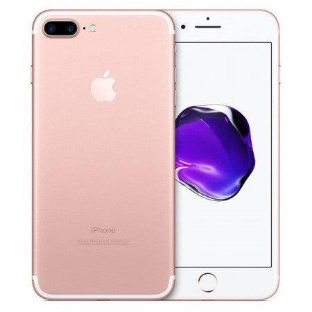 "iPhone 7 Plus (5.5"") 32GB GSM Unlocked/Verizon Rose Gold B Grade (Fair/Good)"