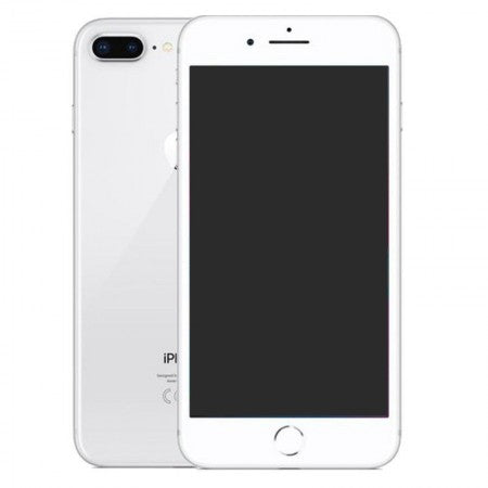 "iPhone 8 Plus (5.5"") 64GB GSM Unlocked/Verizon Silver B Grade (Fair/Good)"