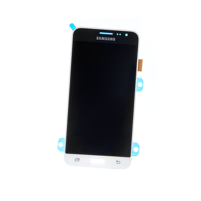 Samsung Galaxy J3 (2016) LCD Assembly - White