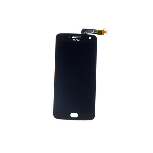 Moto G5 Plus LCD Assembly - Black