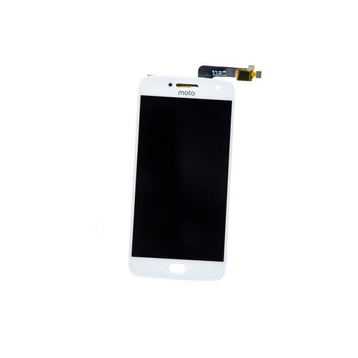 Moto G5 Plus LCD Assembly - White