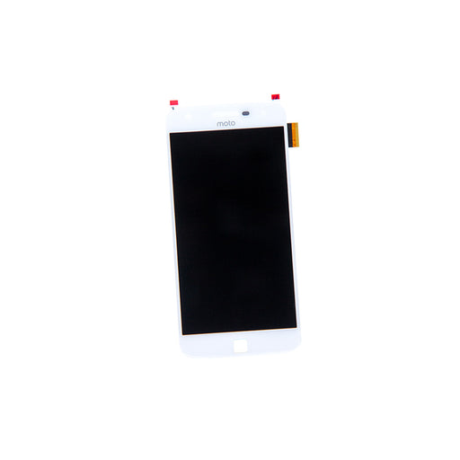 Moto Z Play LCD Assembly - White