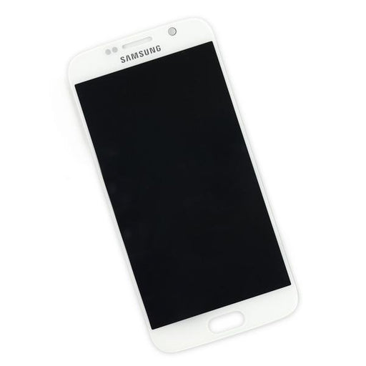 Samsung Galaxy S6 Display Assembly - White