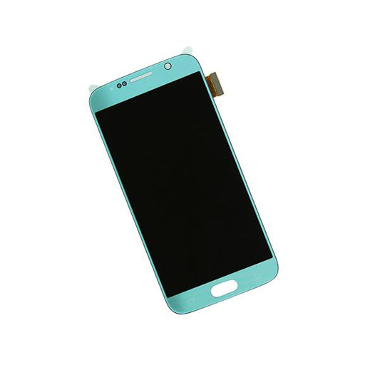 Samsung Galaxy S6 Display Assembly - Blue Topaz