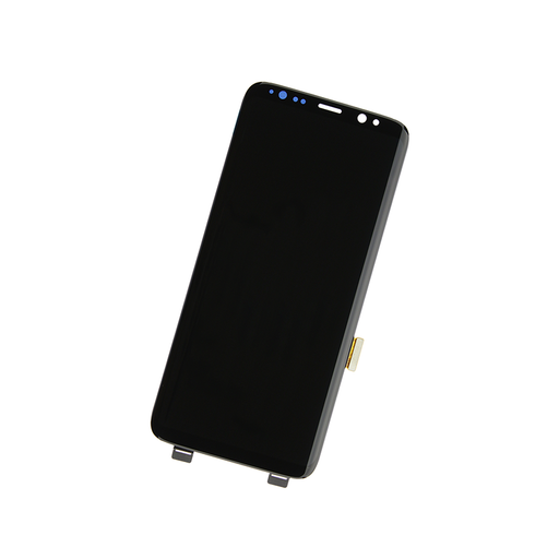 Samsung Galaxy S8 Display Assembly with Frame - Coral Blue