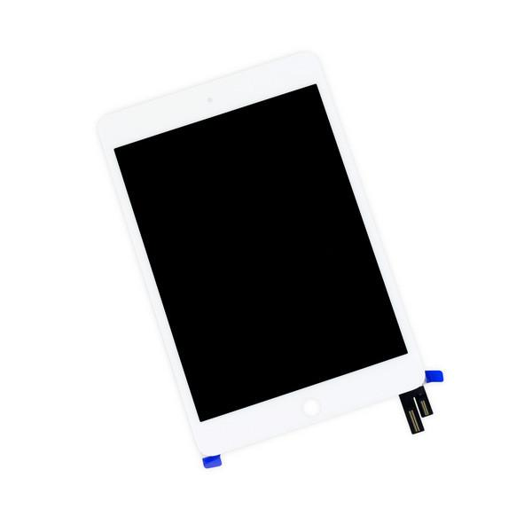 iPad Mini 4 Display Assembly - White