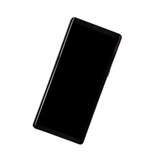 Samsung Galaxy Note 9 Display Assembly - Black with Frame