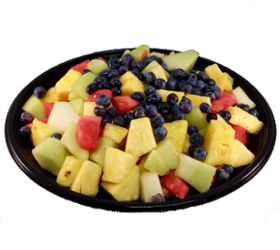 Fresh Fruit Bowl - Serves 12-14 Sides