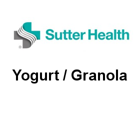 Yogurt / Granola