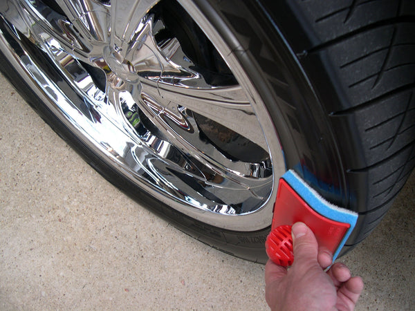 Tire Dressing Applicator - Easy to Use