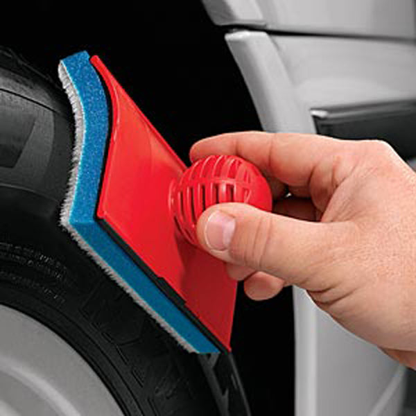 Tire Dressing Applicator - Save Time and Money