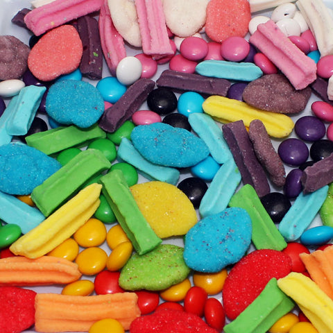 Coloured Candy