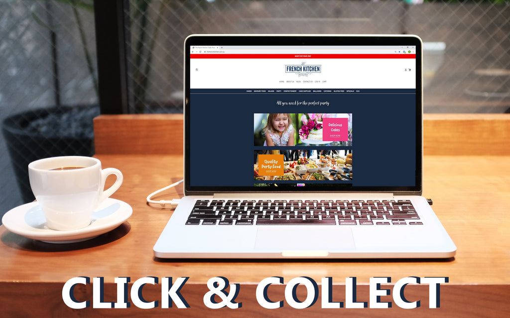 Newly Introduced - Click & Collect @ The French Kitchen Castle Hill