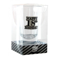 Age Glasses | Shot Glasses | Black