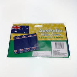 Australia Day Decorations | Australia Day Table Cover | Party Theme | The French Kitchen Castle Hill