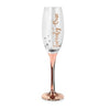 Champagne & Shot Glass Set | Rose Gold