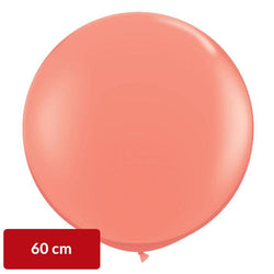 Metallic Rose Gold Balloon | 60cm