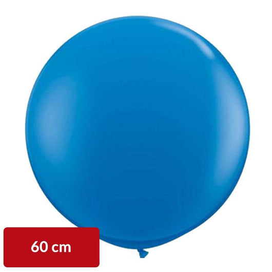 Royal Blue Balloon | 60cm