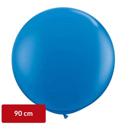 Royal Blue Balloon | 90cm