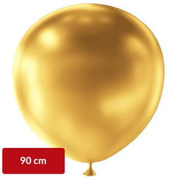 Metallic Gold Balloon | 90cm