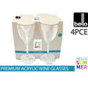 Wine Glasses | 4 Pack