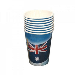 Australia Day Theme | Paper Drinking Cups