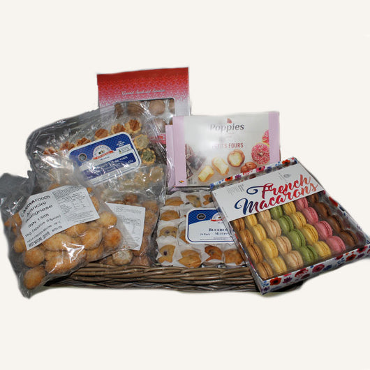 Best of High Tea Pack | Bulk Buy | Staff Favourites | Sweet & Savoury | The French Kitchen Castle Hill