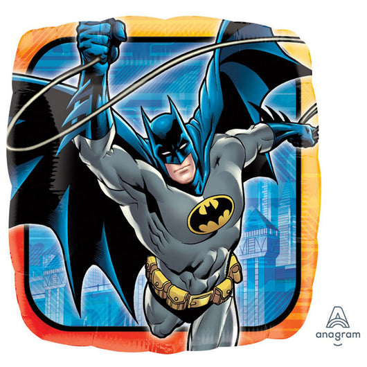 Batman Foil Balloon 45cm Srq | The French Kitchen Castle Hill