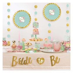 Bridal Shower | Mint Floral | Decoration Kit