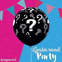 Gender Reveal  Balloon 90cm | Latex