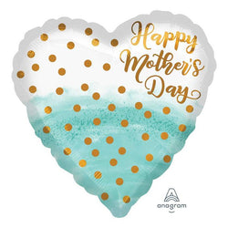 Happy Mother's Day Heart | Foil Balloon
