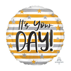It's Your Day | Foil Balloon